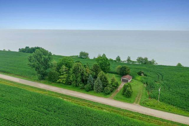 N1956 Lakeshore Road, Kewaunee, WI 54216 (#50210991) :: Ben Bartolazzi Real Estate Inc