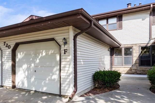 720 S Westhaven Place F, Appleton, WI 54914 (#50211373) :: Symes Realty, LLC