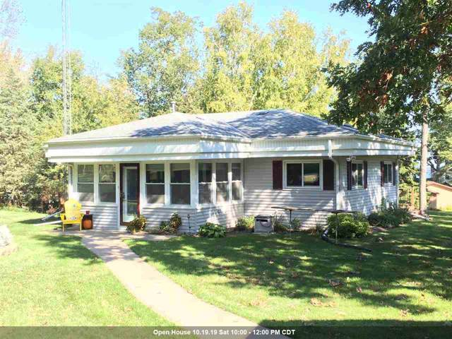 N4356 Nelson Road, Markesan, WI 53946 (#50212307) :: Dallaire Realty
