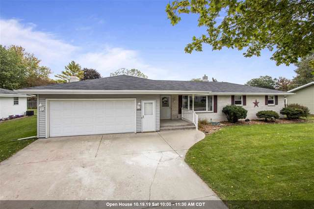 1808 Taylor Street, Little Chute, WI 54140 (#50212567) :: Dallaire Realty