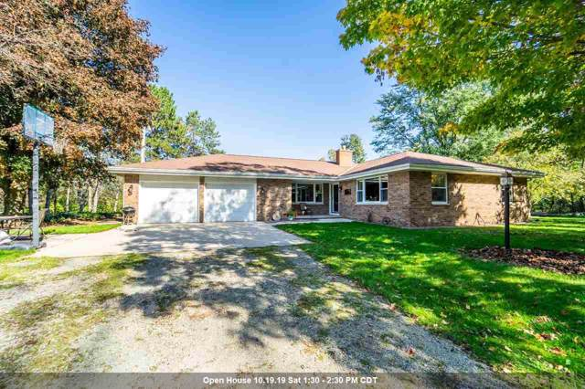 1376 Washington Street, Wrightstown, WI 54180 (#50212576) :: Dallaire Realty