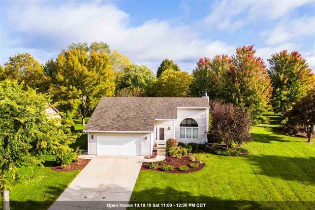 1801 Sugar Place, De Pere, WI 54115 (#50212730) :: Todd Wiese Homeselling System, Inc.