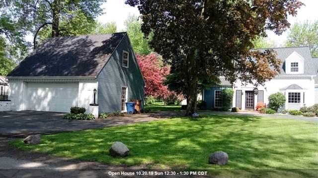 364 Lake Road, Menasha, WI 54952 (#50212777) :: Dallaire Realty