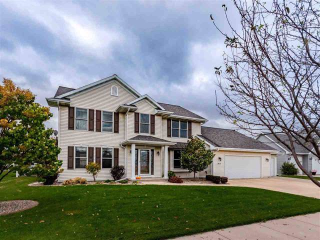 1613 Lone Oak Drive, Neenah, WI 54956 (#50212824) :: Dallaire Realty