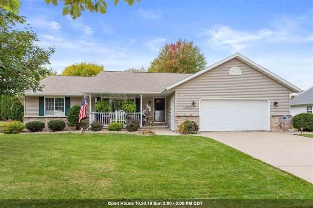 1809 S Angela Drive, Appleton, WI 54915 (#50212902) :: Todd Wiese Homeselling System, Inc.