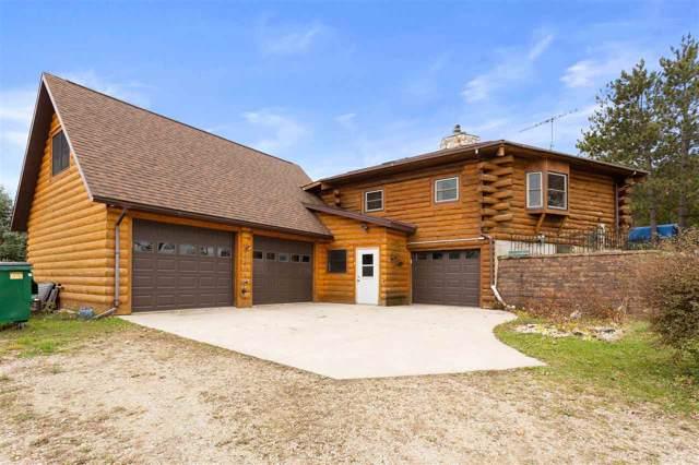 W5601 Puckaway Road, Markesan, WI 53946 (#50212926) :: Todd Wiese Homeselling System, Inc.