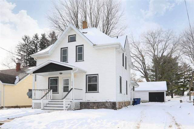 815 N Main Street, Marion, WI 54950 (#50212984) :: Todd Wiese Homeselling System, Inc.