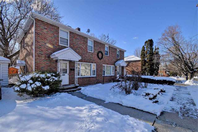 710 Grignon Street, Green Bay, WI 54301 (#50212986) :: Todd Wiese Homeselling System, Inc.