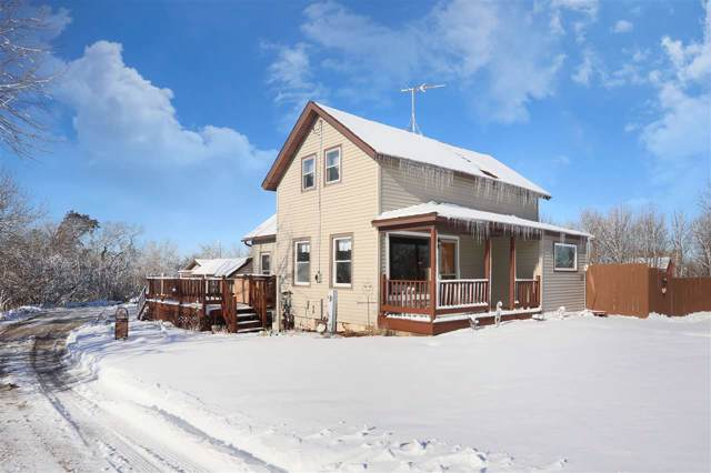 N4535 Hwy 55, Chilton, WI 53014 (#50213005) :: Todd Wiese Homeselling System, Inc.