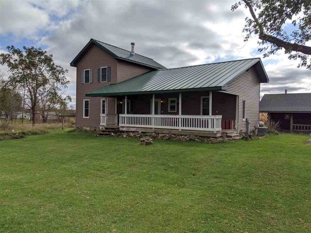 W5507 Porter Road, Shawano, WI 54166 (#50213106) :: Todd Wiese Homeselling System, Inc.