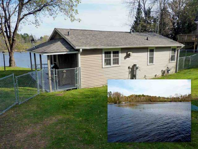 12852 W Shore Drive, Mountain, WI 54149 (#50213134) :: Symes Realty, LLC