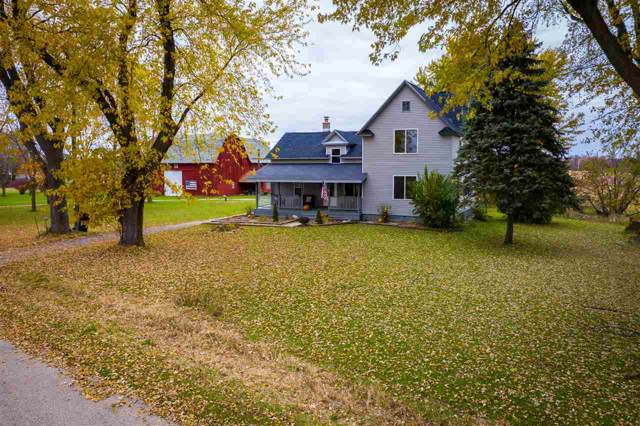 W8417 Priepke Road, Eldorado, WI 54932 (#50213231) :: Todd Wiese Homeselling System, Inc.