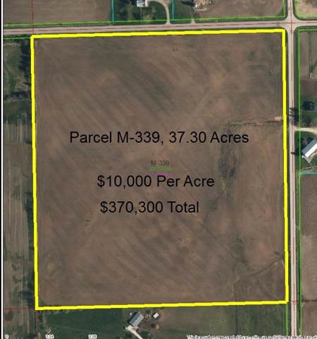 Mill Road, Greenleaf, WI 54126 (#50213323) :: Todd Wiese Homeselling System, Inc.
