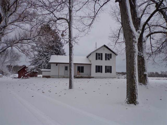 N3972 Hwy O, New London, WI 54961 (#50213466) :: Todd Wiese Homeselling System, Inc.