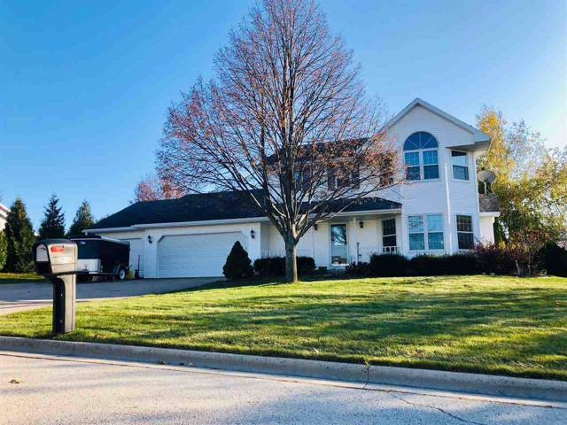3716 Settlement Heights Drive, New Franken, WI 54229 (#50213610) :: Dallaire Realty