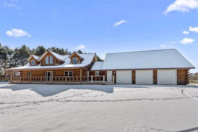 W7185 Deerview Road, Black Creek, WI 54106 (#50213775) :: Carolyn Stark Real Estate Team