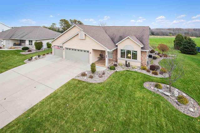 453 Winding Waters Way, De Pere, WI 54115 (#50213802) :: Todd Wiese Homeselling System, Inc.