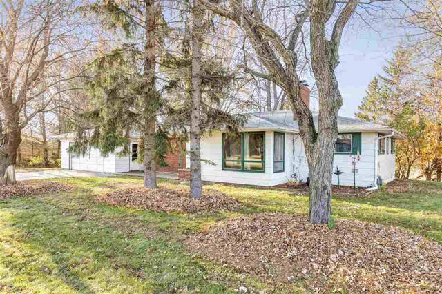 N6691 Seminary Road, Oneida, WI 54115 (#50213832) :: Dallaire Realty