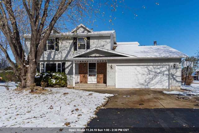 1148 Shady Springs Court, Neenah, WI 54956 (#50213845) :: Todd Wiese Homeselling System, Inc.