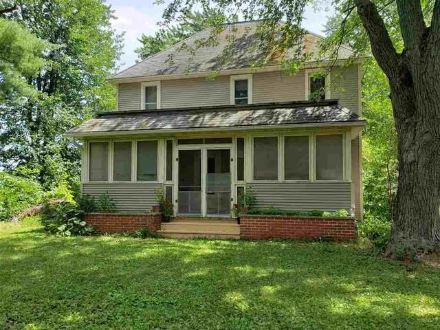 N5460 Hwy 49, Scandinavia, WI 54977 (#50213982) :: Carolyn Stark Real Estate Team