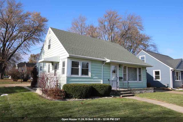 86 N Seymour Street, Fond Du Lac, WI 54935 (#50214209) :: Dallaire Realty