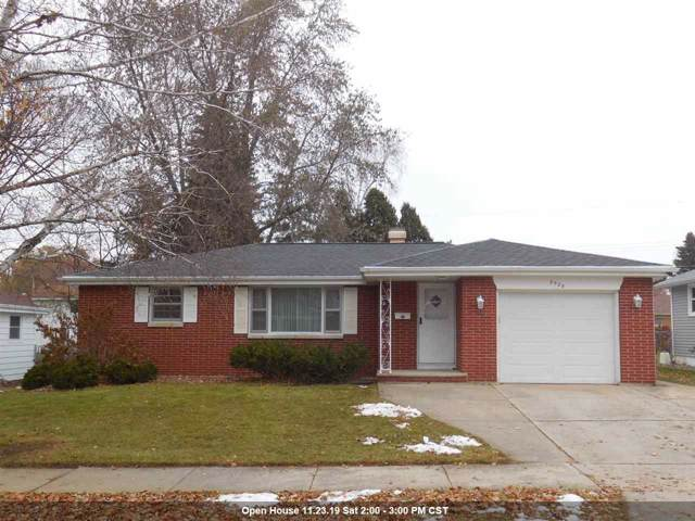 2029 Zeise Avenue, Green Bay, WI 54302 (#50214269) :: Symes Realty, LLC