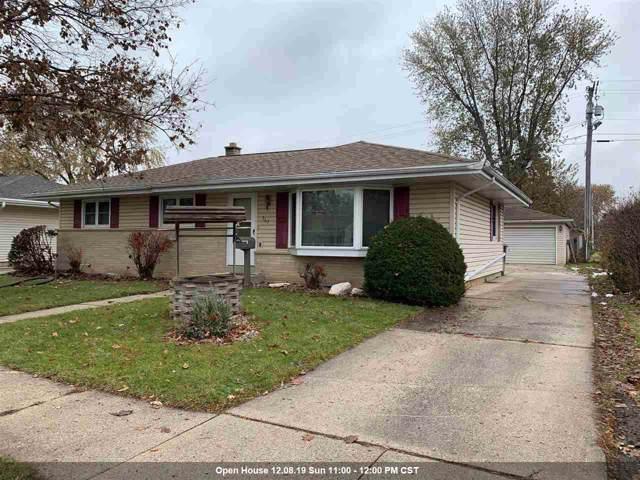 367 Wilson Avenue, Fond Du Lac, WI 54935 (#50214481) :: Symes Realty, LLC