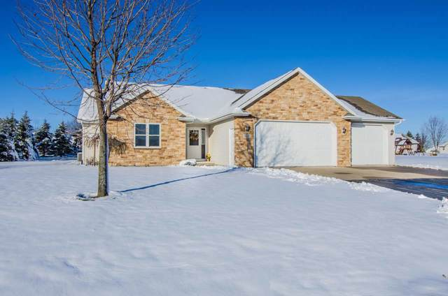 N1115 Redwing Drive, Greenville, WI 54942 (#50214677) :: Todd Wiese Homeselling System, Inc.