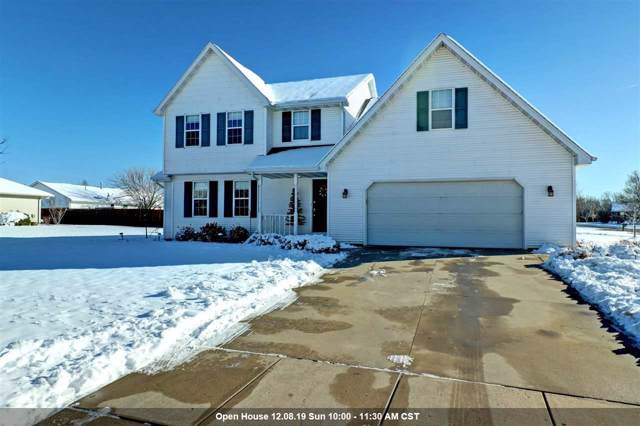 1691 Elk Trail Drive, Neenah, WI 54956 (#50214728) :: Dallaire Realty