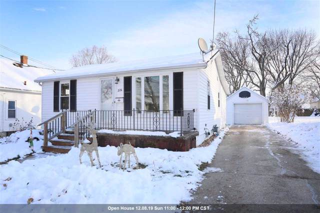 224 Taylor Street, Little Chute, WI 54140 (#50214735) :: Dallaire Realty