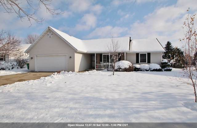 605 Challenger Drive, Green Bay, WI 54311 (#50214739) :: Dallaire Realty