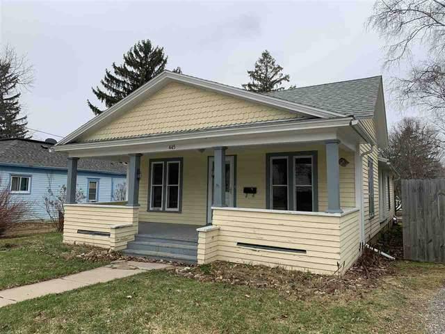 445 N 7TH Avenue, Sturgeon Bay, WI 54235 (#50214940) :: Todd Wiese Homeselling System, Inc.