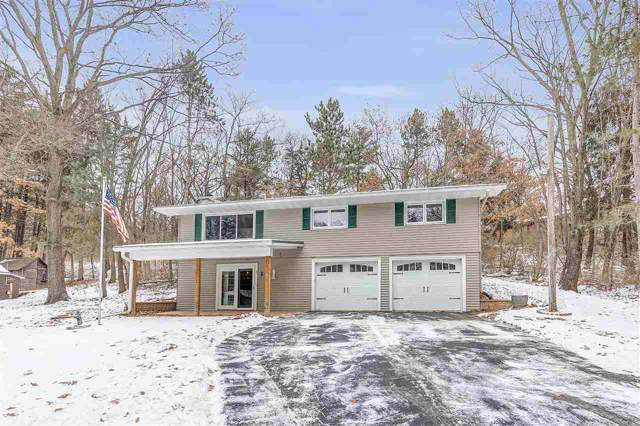W5441 Sunset Drive, Wild Rose, WI 54984 (#50215180) :: Todd Wiese Homeselling System, Inc.