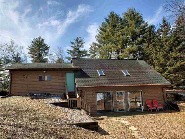 W2649 Hwy Vv, Keshena, WI 54135 (#50215396) :: Dallaire Realty