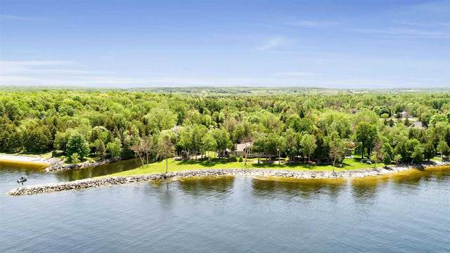 4295 Bay View Drive, Sturgeon Bay, WI 54235 (#50215528) :: Todd Wiese Homeselling System, Inc.
