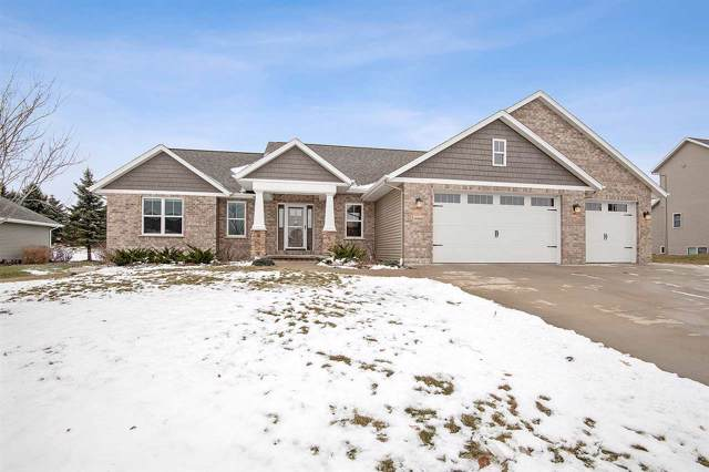 W6953 Rockdale Lane, Greenville, WI 54942 (#50215605) :: Symes Realty, LLC