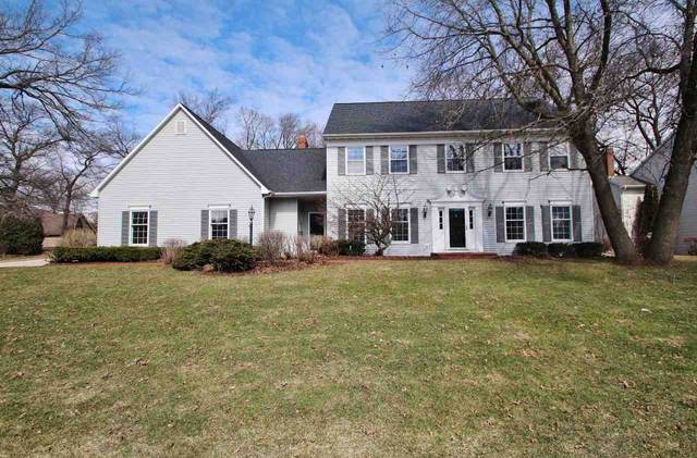 1496 Woodmont Way, Green Bay, WI 54313 (#50215615) :: Todd Wiese Homeselling System, Inc.