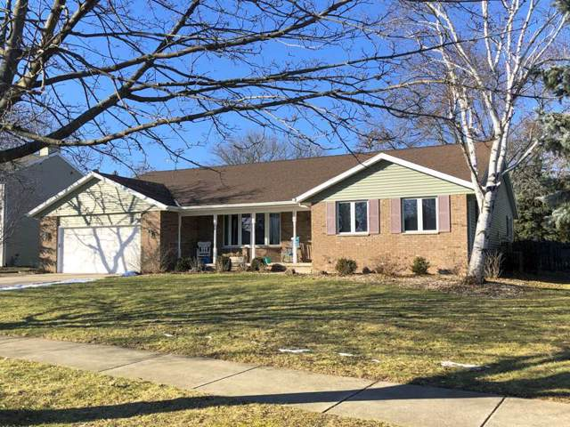 210 Nob Hill Lane, De Pere, WI 54115 (#50215751) :: Dallaire Realty