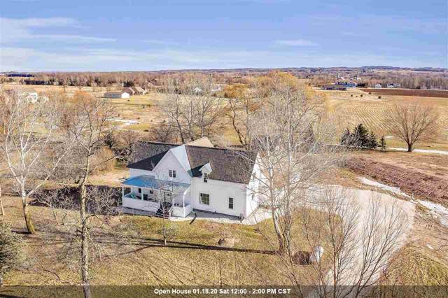 5441 Old Military Road, De Pere, WI 54115 (#50215790) :: Todd Wiese Homeselling System, Inc.