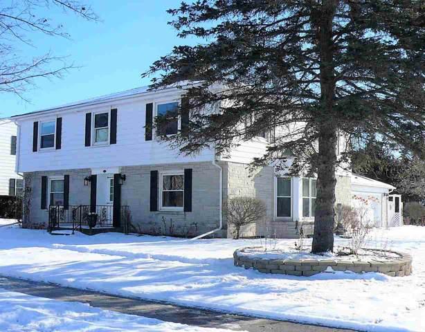724 Henry Street, Kewaunee, WI 54126 (#50215852) :: Todd Wiese Homeselling System, Inc.