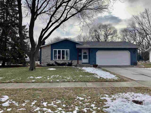580 Thomas Street, Fond Du Lac, WI 54935 (#50215887) :: Todd Wiese Homeselling System, Inc.