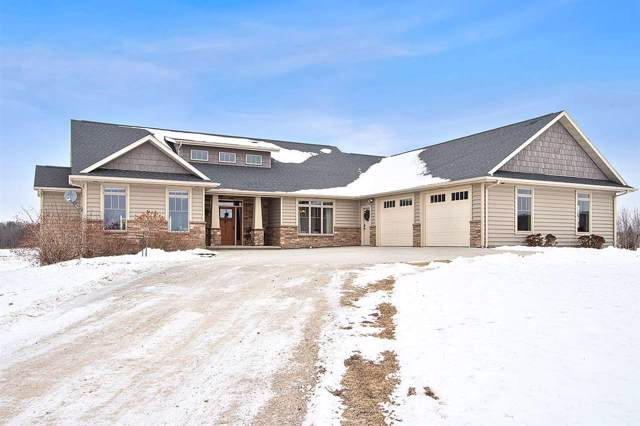 W5388 Mud Creek Road, Chilton, WI 53014 (#50215959) :: Todd Wiese Homeselling System, Inc.