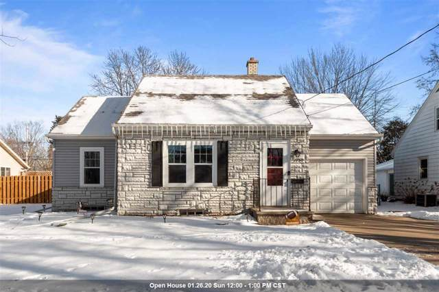 1930 N Alvin Street, Appleton, WI 54911 (#50216188) :: Dallaire Realty