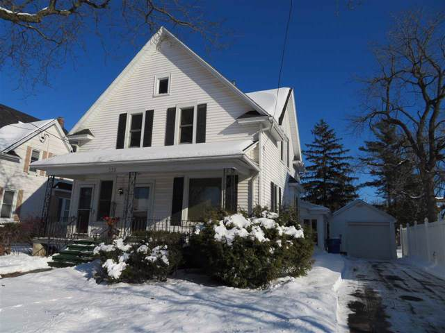 136 N Story Street, Appleton, WI 54914 (#50216220) :: Dallaire Realty