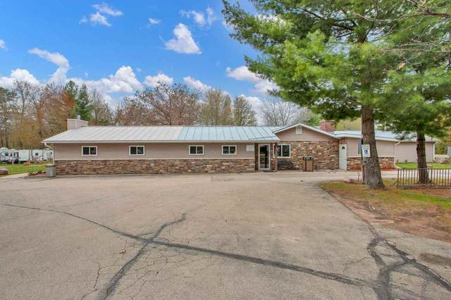 E2585 Southwood Drive, Waupaca, WI 54981 (#50216260) :: Town & Country Real Estate