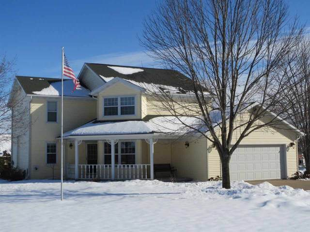 N2478 Timothy Lane, Greenville, WI 54942 (#50216508) :: Todd Wiese Homeselling System, Inc.
