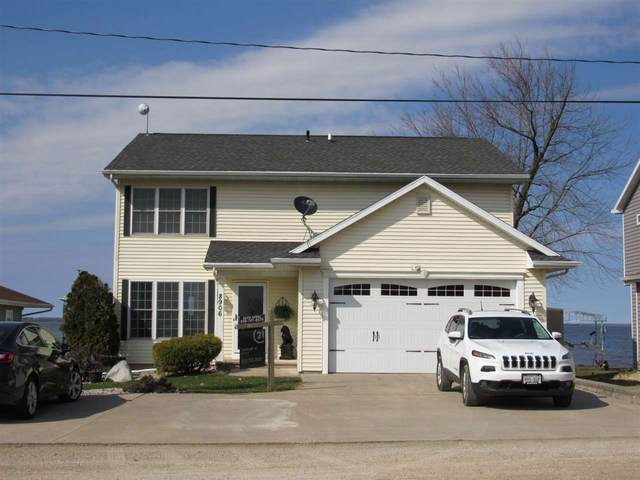 8906 Lester Lane, Winneconne, WI 54986 (#50216512) :: Todd Wiese Homeselling System, Inc.