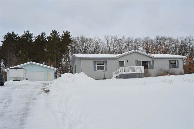 11000 Red Pine Way, Waupaca, WI 54981 (#50216895) :: Todd Wiese Homeselling System, Inc.