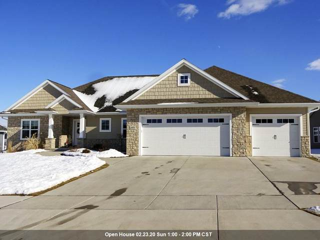 3971 Dollar Lane, De Pere, WI 54115 (#50216940) :: Todd Wiese Homeselling System, Inc.