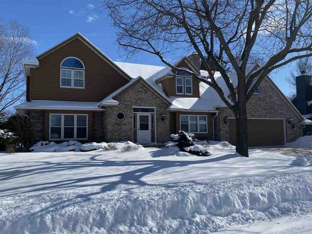 1204 Skyview Drive, Neenah, WI 54956 (#50217239) :: Dallaire Realty